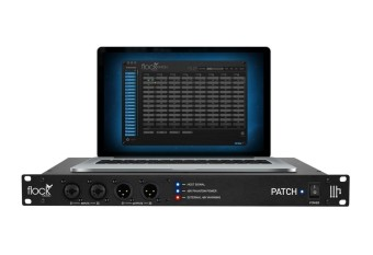 Flock Audio Patch System
